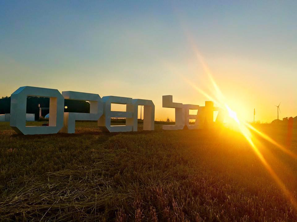 2016_07 Open Beatz Sonnenuntergang