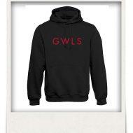 Hoodie GWLS rot