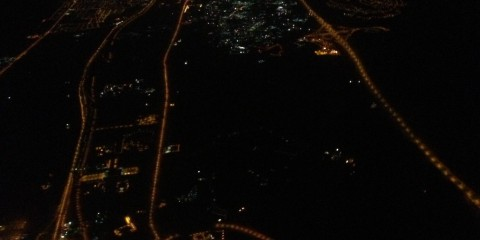 Muskat from the air