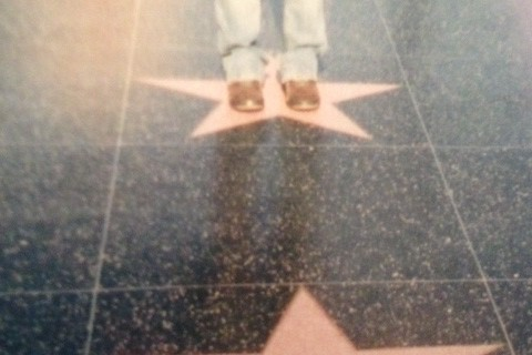 Walk of Fame in L.A.