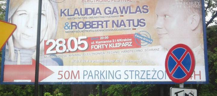 Krakau, Forty Kleparz