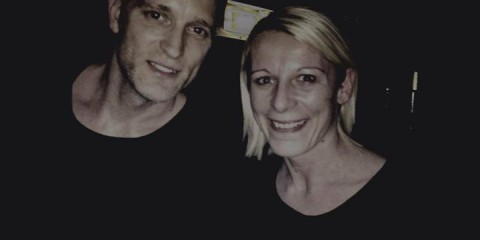 Meeting Ben Klock