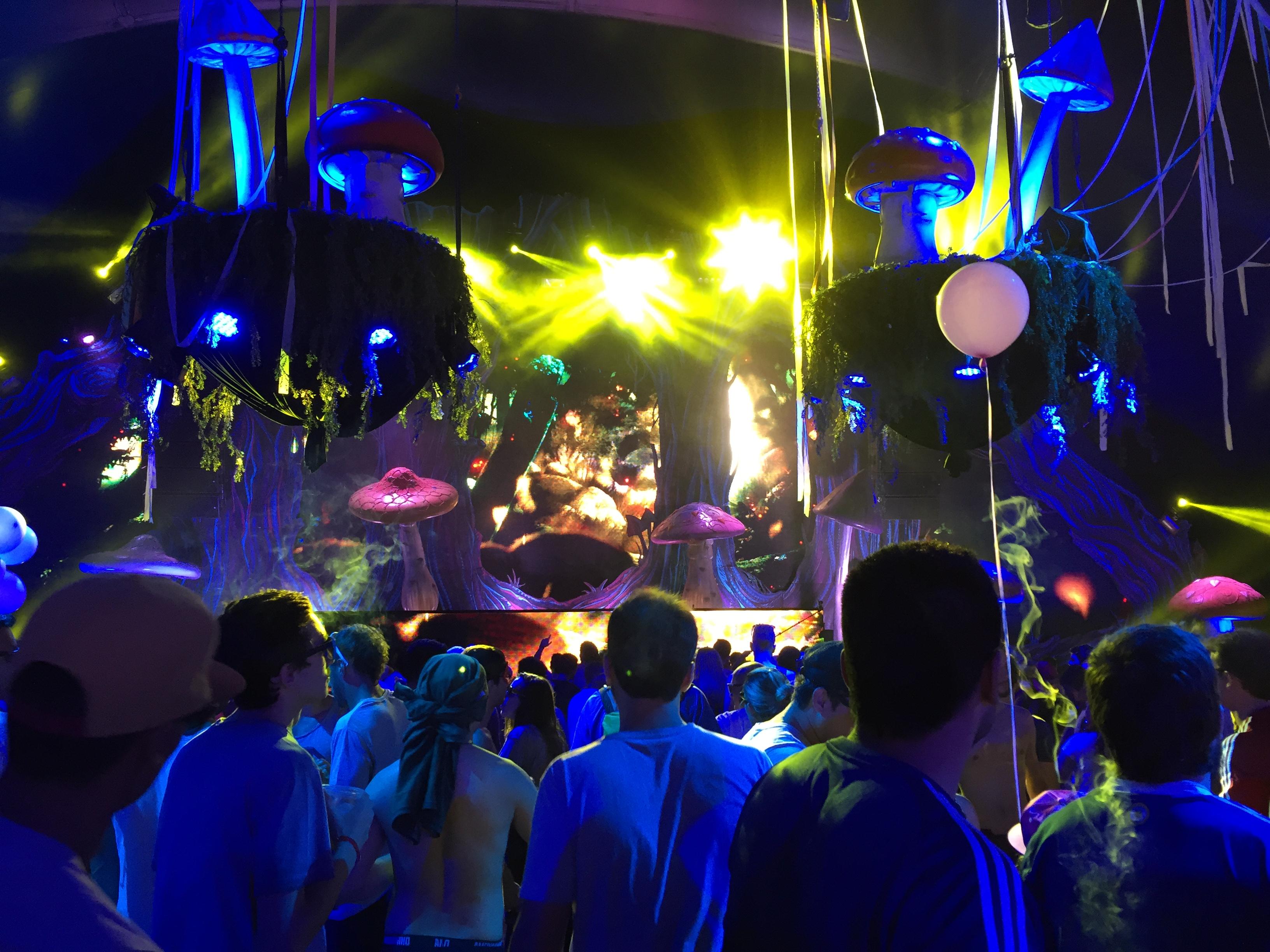 Tomorrowland, Brasil