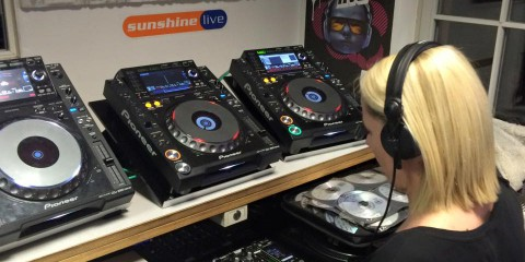 sunshine live – Mixmission 2015